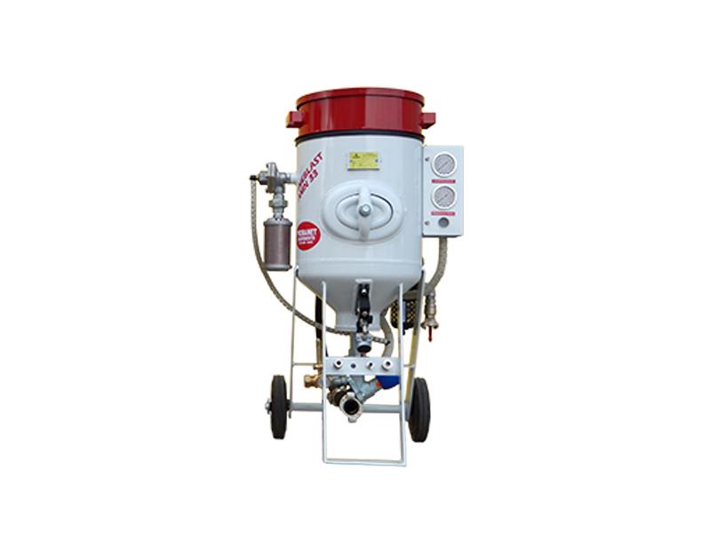 Aérogommeuses AMN 33 et 60 litres