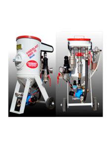 Materiel d'aérogommage FB EKO 15 litres