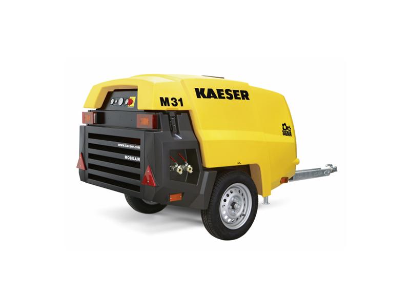 COMPRESSEUR KAESER MOBILAIR M 31