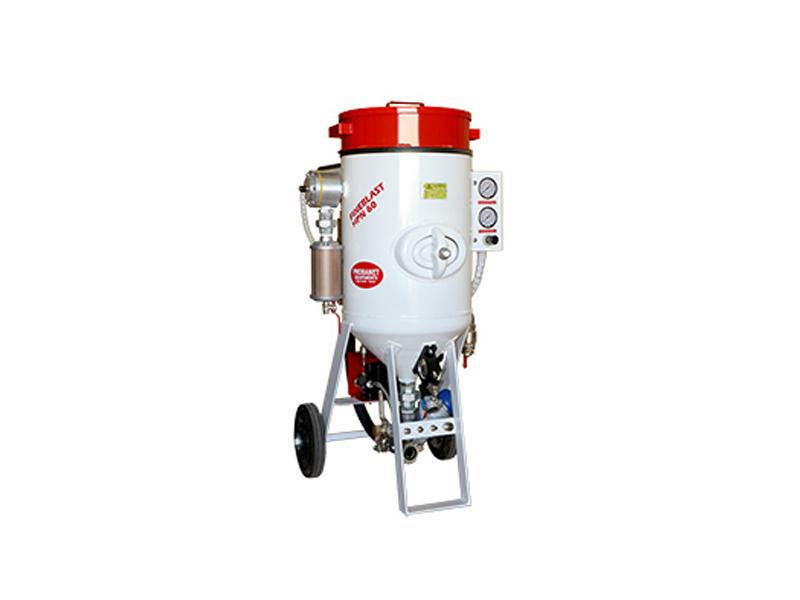 Hydrogommeuse Fineblast HPN 33 et 60 litres