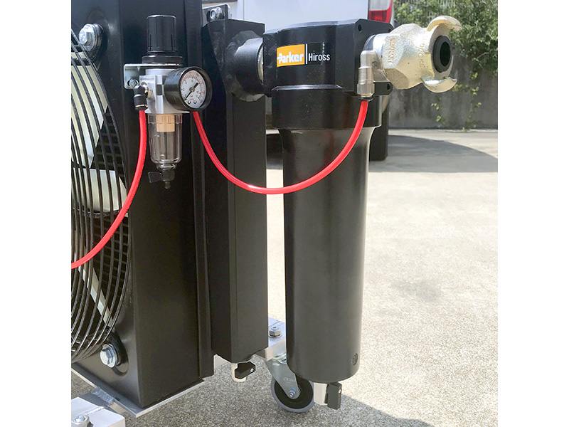 Refroidisseur PAC50P (5000 l/mn)