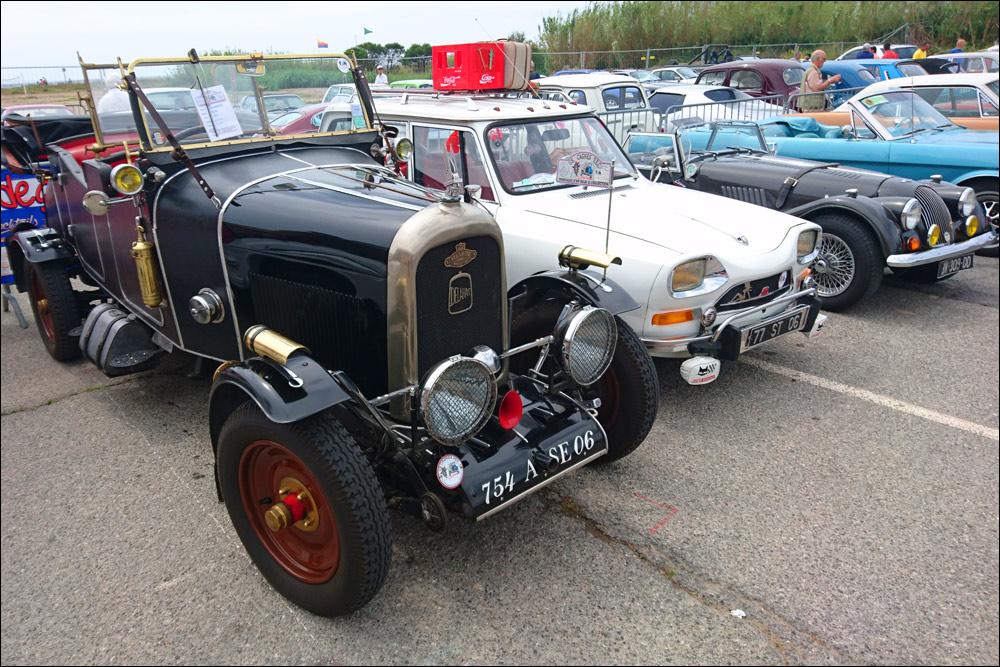 Restauration voitures anciennes